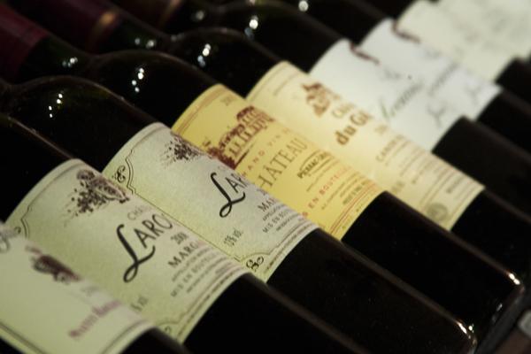 Vins Bordeau Bourgogne