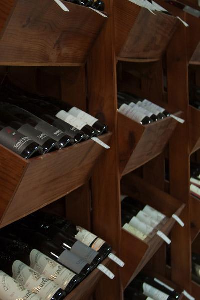 Bouteilles vins chateaux