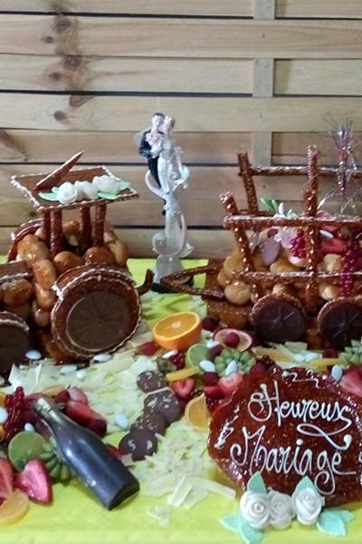 Buffet desserts personnalisé